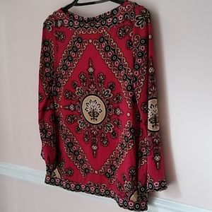 I-N-C International Concepts, L Tunic Bell Sleeves